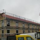 PM-Bauarbeiten Gemeinschaftsunterkunft Laichingen